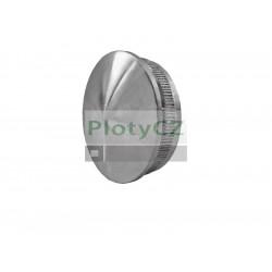 Nerezová záslepka ukončení madla AISI304, D42,4mm
