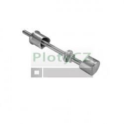 Boční kotvení pro sloupek D42,4mm, AISI 304