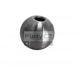 Nerezová záslepka koule AISI 304, brus K320, D20