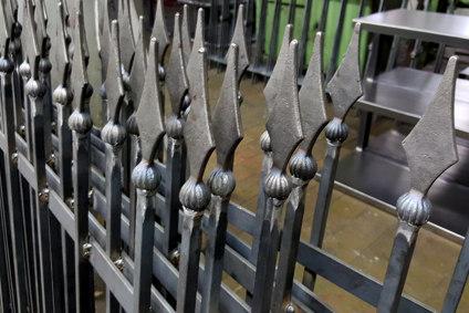 Kované ploty Bílovec
